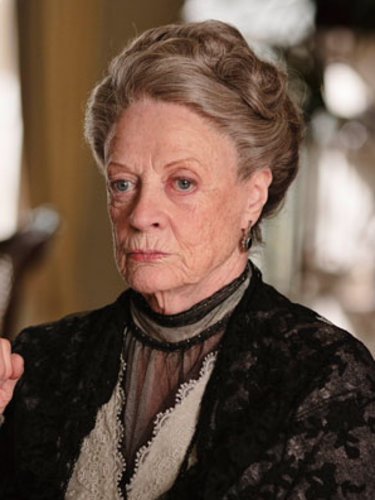 Maggie Smith on 'Downton Abbey'
