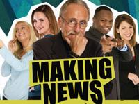 Making News Savannah Style cast