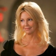 Heather Locklear on Melrose Place