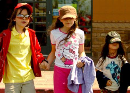 Michael Jackson's Kids