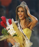 Miss Universe's Dayana Mendoza