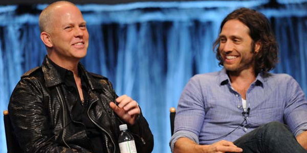 American Horror Story creators Ryan Murphy and Brad Falchuk