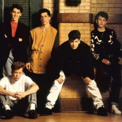 New Kids on the Block - then