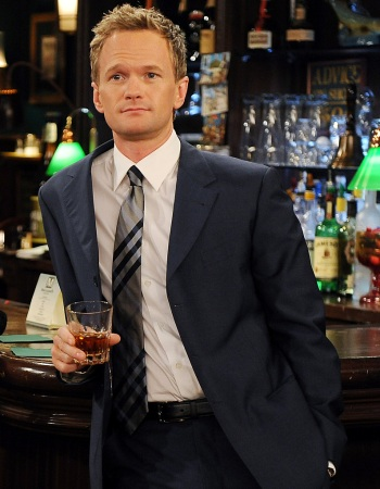 Neil Patrick Harris in 'How I Met Your Mother'