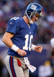 Eli Manning/ New York Giants