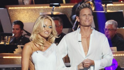 Pamela Anderson on Dancing with the Stars