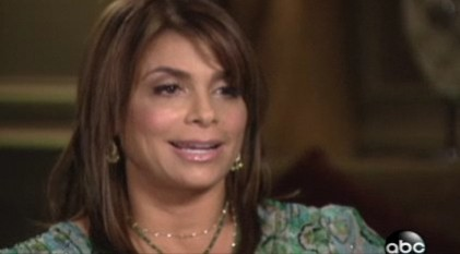 Paula Abdul on Nightline