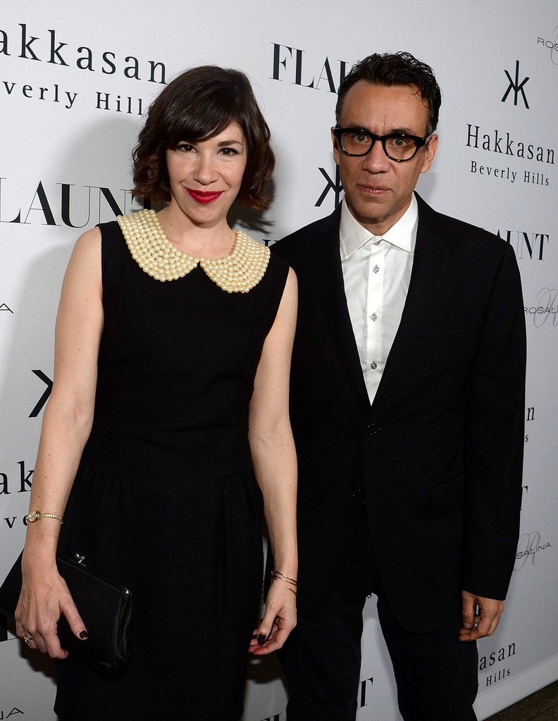 Carrie Brownstein and Fred Armisen of 'Portlandia'