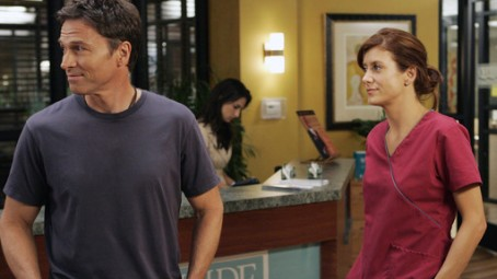 Tim Daly and Kate Walsh on Private Practice