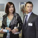 Kate Walsh and Grant Show on Private Practice