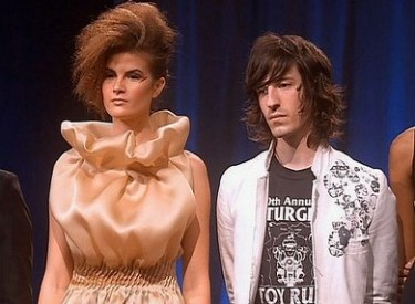 Project Runway's Daniel Vosovic