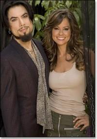 Brooke Burke, Dave Navarro