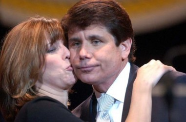Rod and Patti Blagojevich