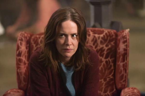Sarah Paulson on 'American Horror Story: Asylum'