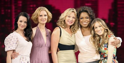 Sex and the City cast, Oprah