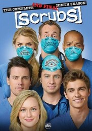 Scrubs Season 9 DVD