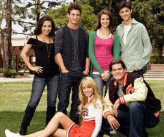 The Secret Life of the American Teenager cast photo