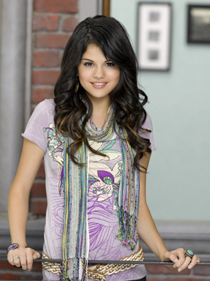Selena Gomez on 'Wizards of Waverly Place'