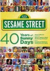 Sesame Street 40 Years DVD