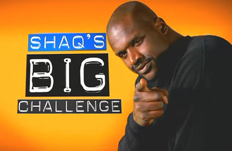 Shaq's Big Challenge movie