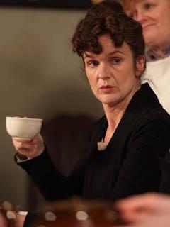 Siobhan Finneran on 'Downton Abbey'