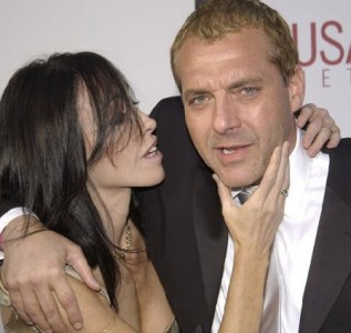 Heidi Fleiss and Tom Sizemore