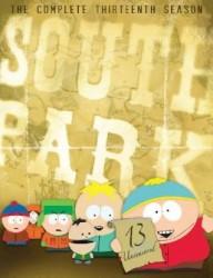 South Park Season 13 DVD