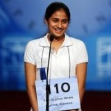 Kavya Shivashankar wins the National Spelling Bee