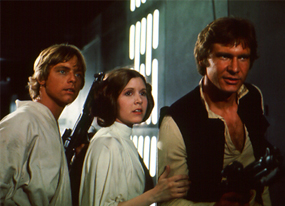 Star Wars IV Cast