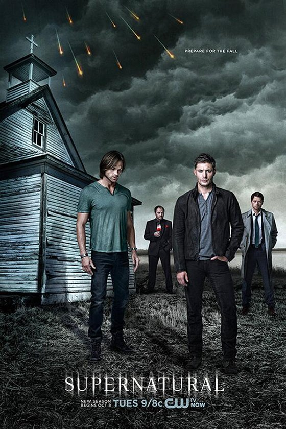'Supernatural' season 9 art