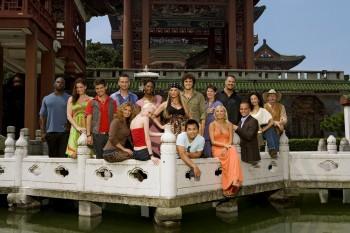 Survivor China Cast