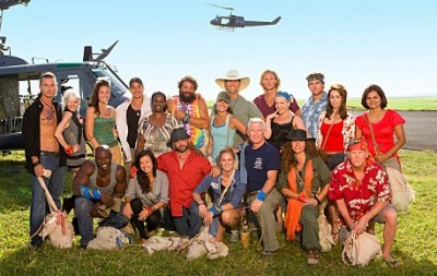Survivor 20 Cast