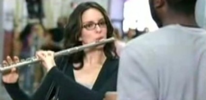 Tina Fey in American Express commercial