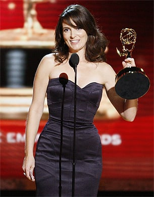 Tina Fey at the 60th Primetime Emmy Awards