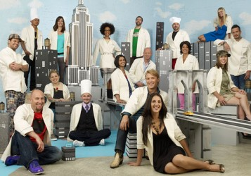Top Chef: New York cast