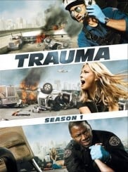 Trauma Season 1 DVD