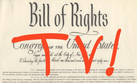 TV Viewers Bill of Rights