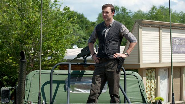 The Governor, played by David Morrissey