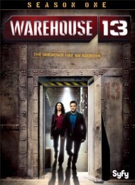 Warehouse 13 Season 1 DVD