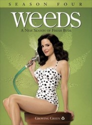 Weeds Season 4 DVD