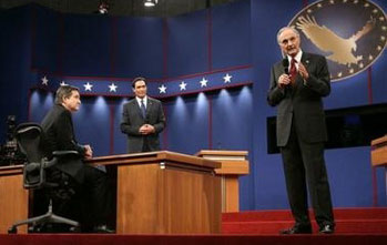 West Wing Debate