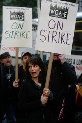 Writers Strike photo