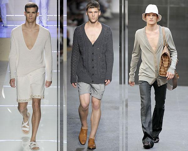 Men Fashion Deep V
