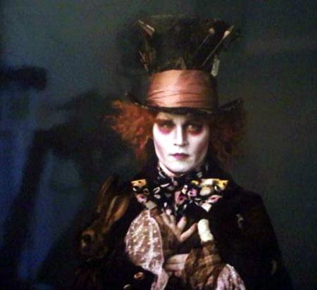 Depp as Puppeteer Boyfriend
